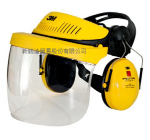3M G500 耳罩面罩組合