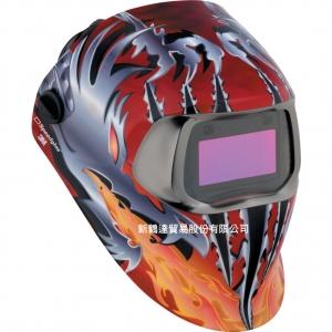3M 100 Razor Dragon 電焊面罩