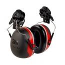 3M PELTOR X3P3E 安全帽式耳罩