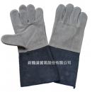 耐電焊皮手套