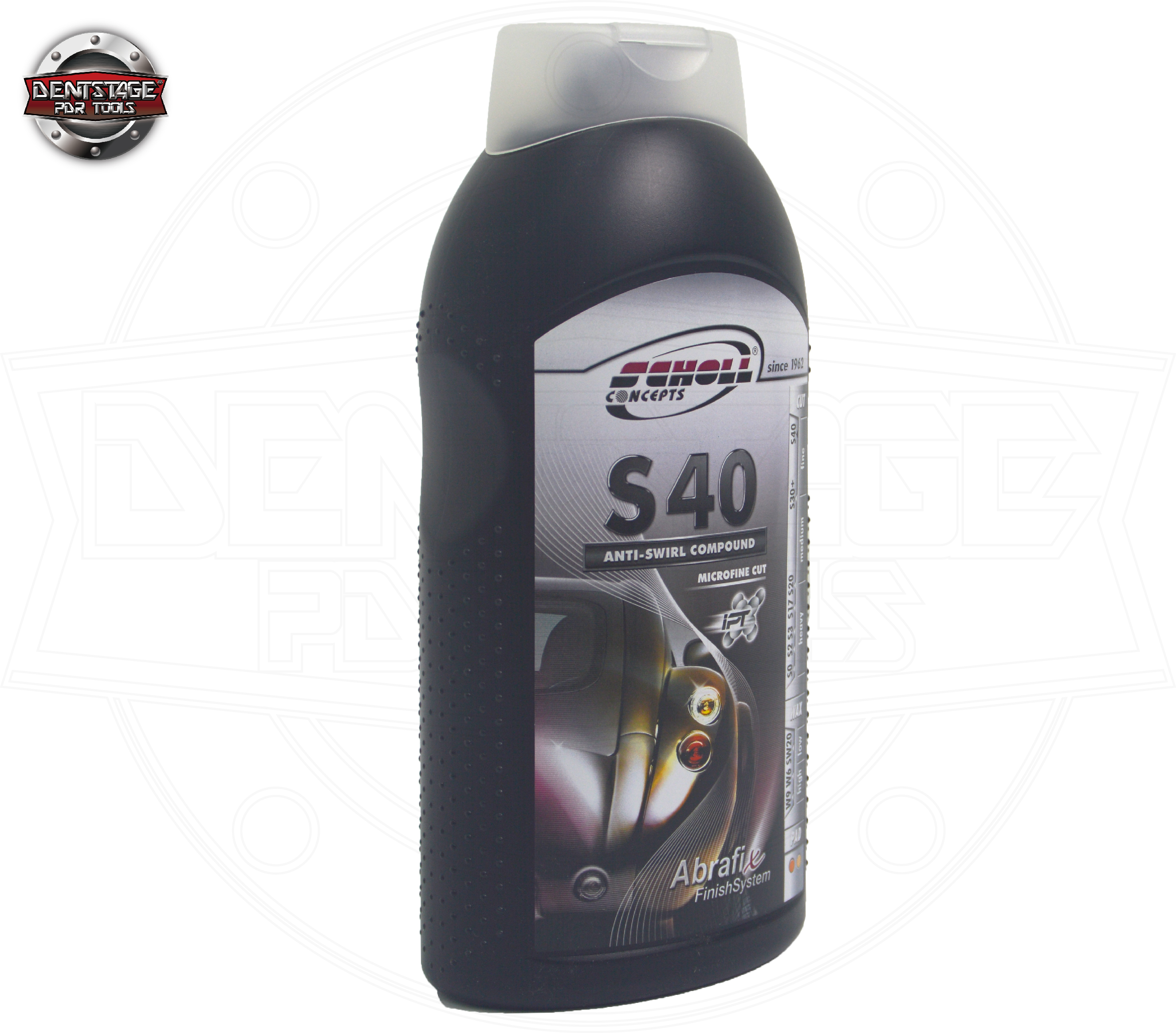 S40 專業除紋拋光劑