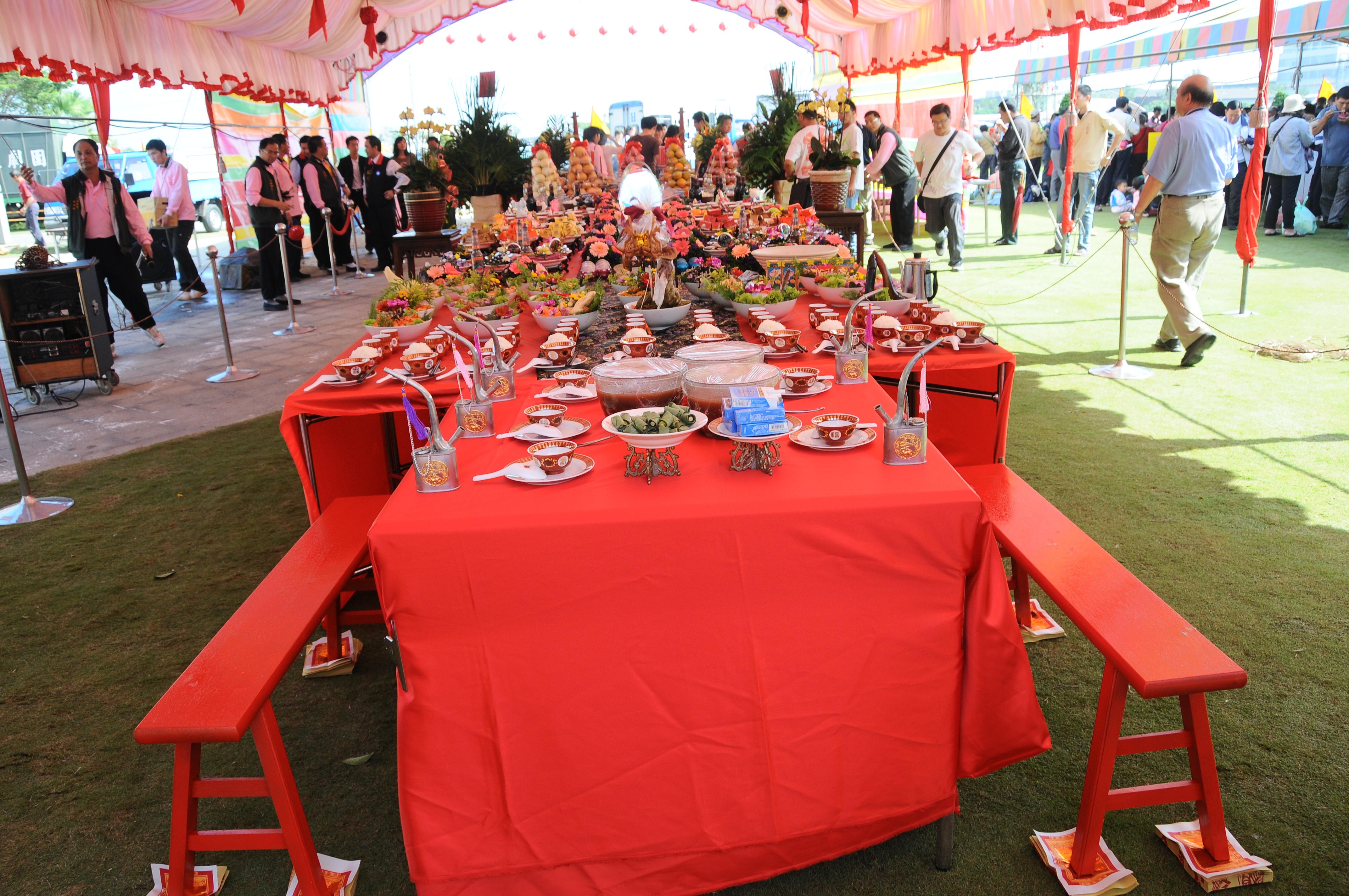 寶藏寺 祈安福醮 - 2