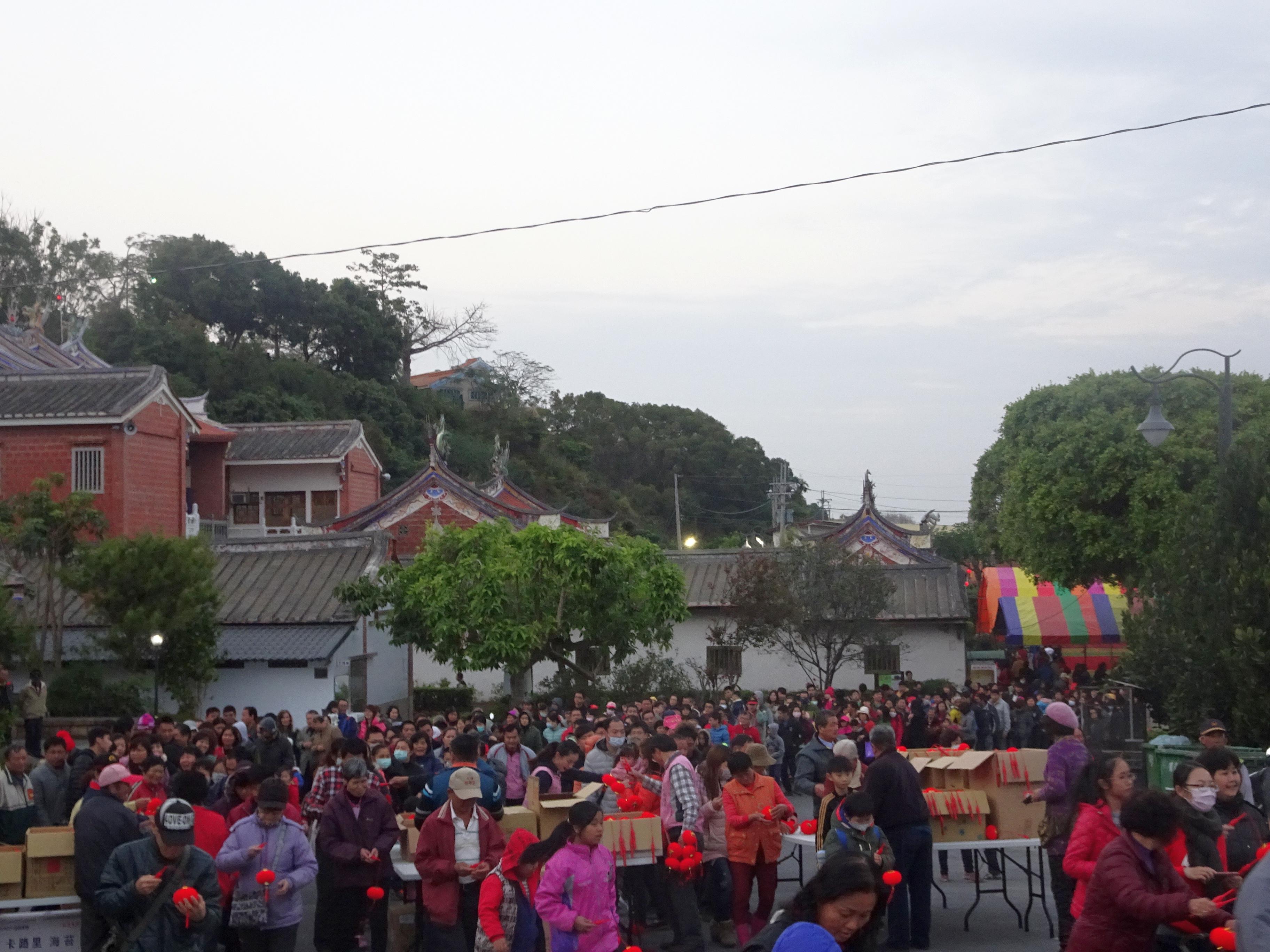 寶藏寺 慶元宵踩街納福 3