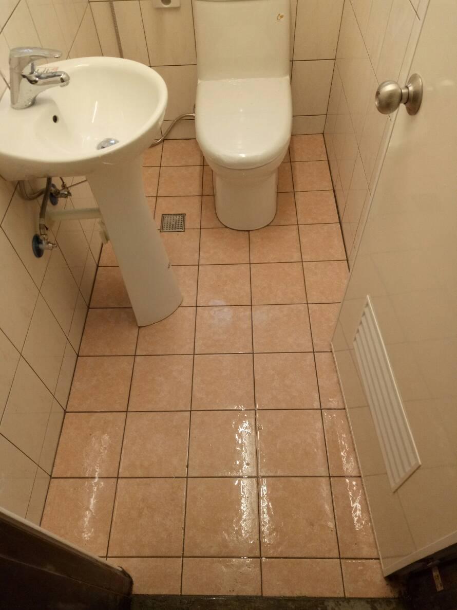 台北市內湖區環山路住家浴室翻修工程