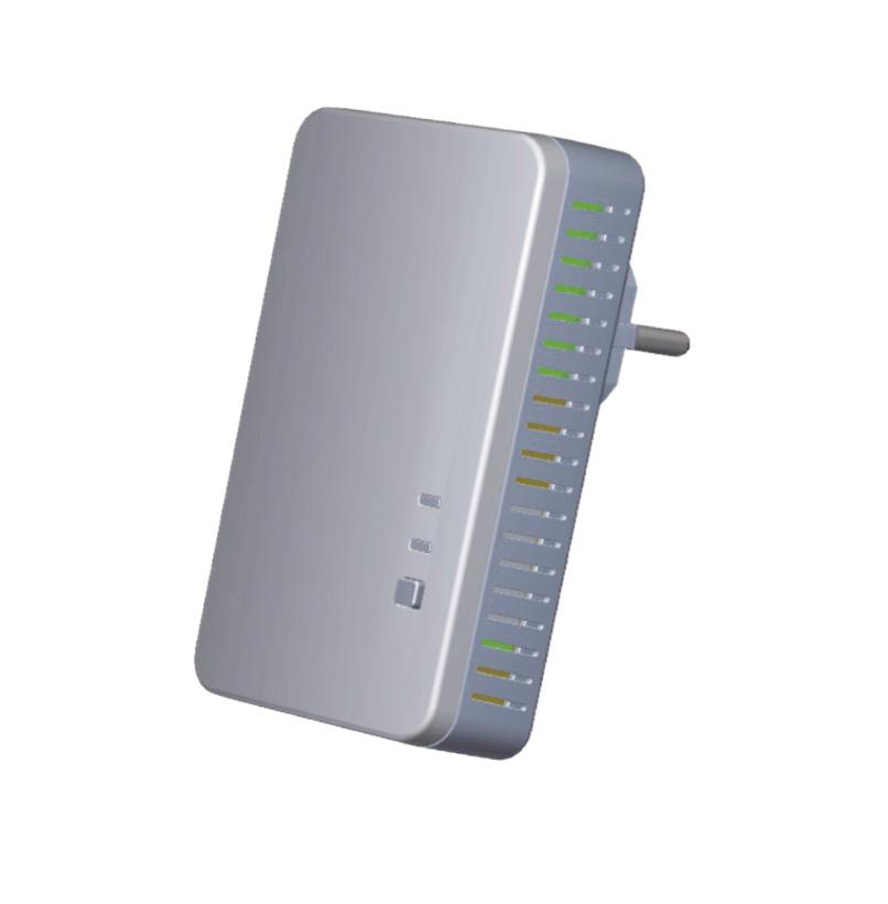 1800Mbps電力線乙太網路橋接器