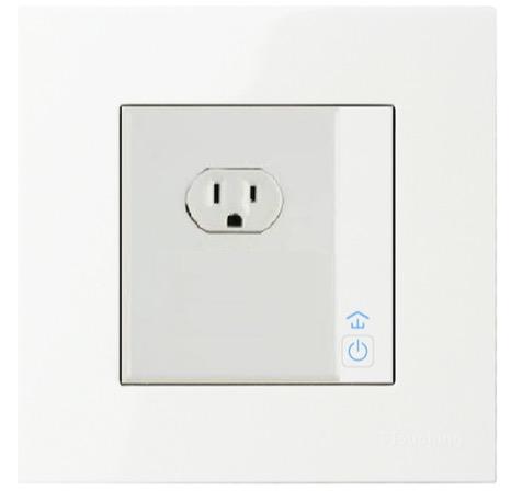 電力線智能牆插