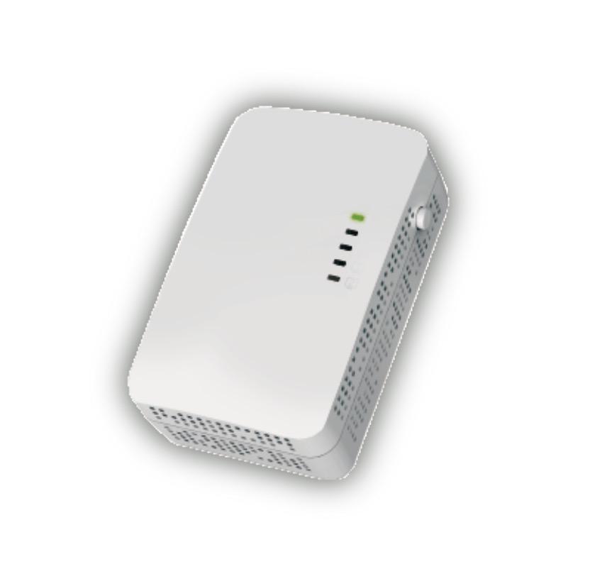 電力線無線智能閘道器