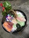 龍蝦生魚片