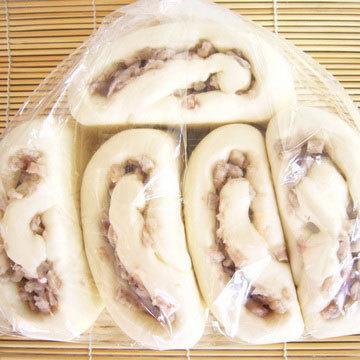芋香饅頭(小包)1顆 $12元