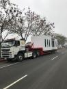 重型貨物聯結車搬運
