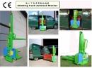 B9a.能上下貨車電動拖板車 Climbing truck Autoload stacker