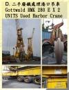 D1.二手廢鐵處理港口吊車