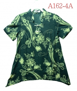 短袖女性中國服飾4-8