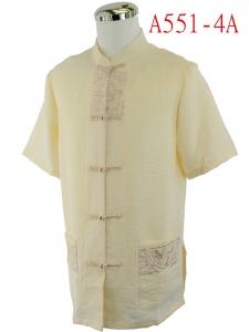 短袖男性中國服飾-2-22