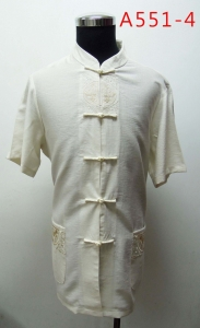 短袖男性中國服飾-2-24