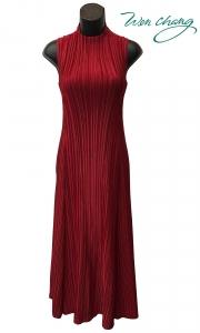 摺衣洋裝-389-8003