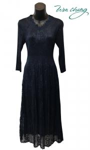 摺衣洋裝-389-8867
