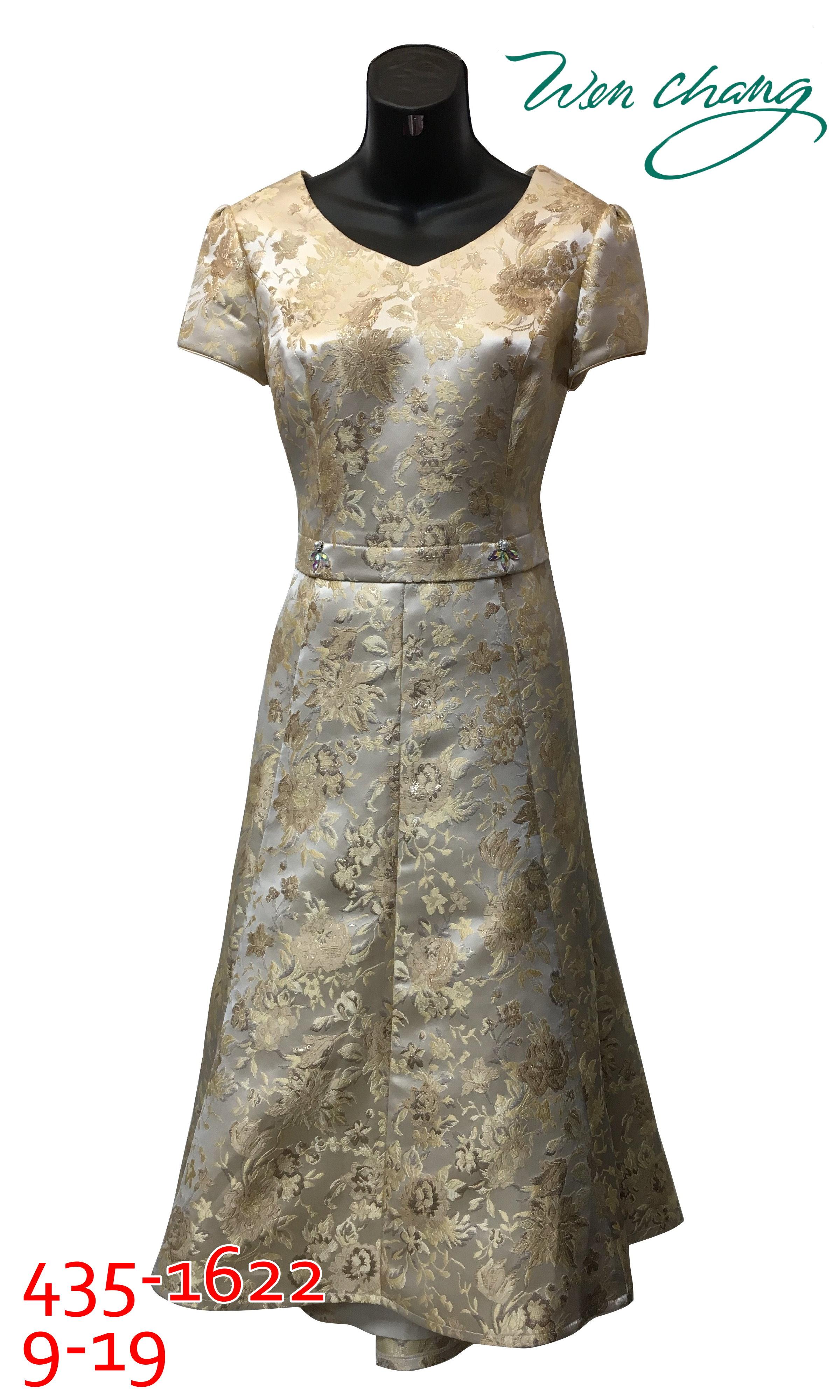媽媽長禮服-435-1622