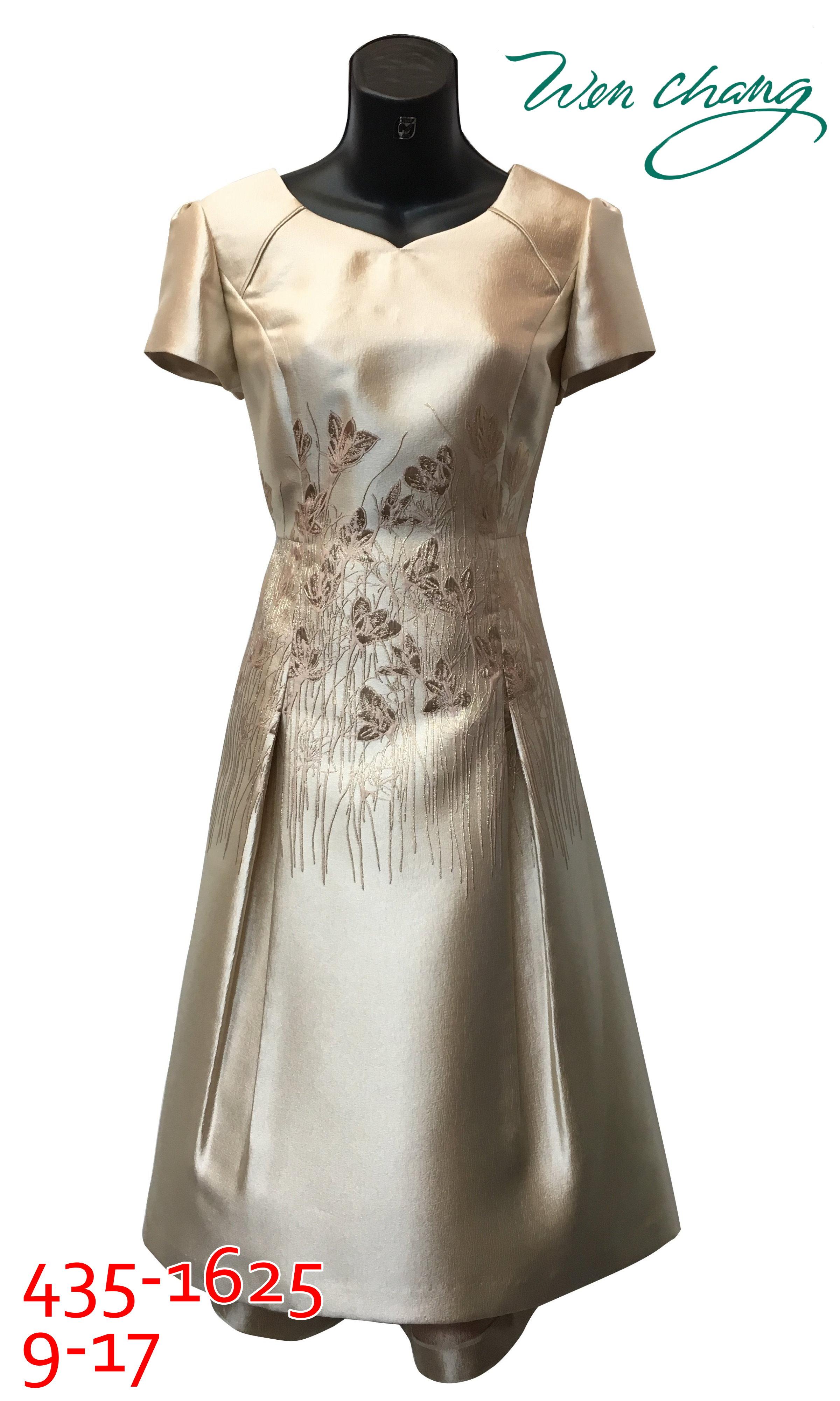 媽媽長禮服-435-1625