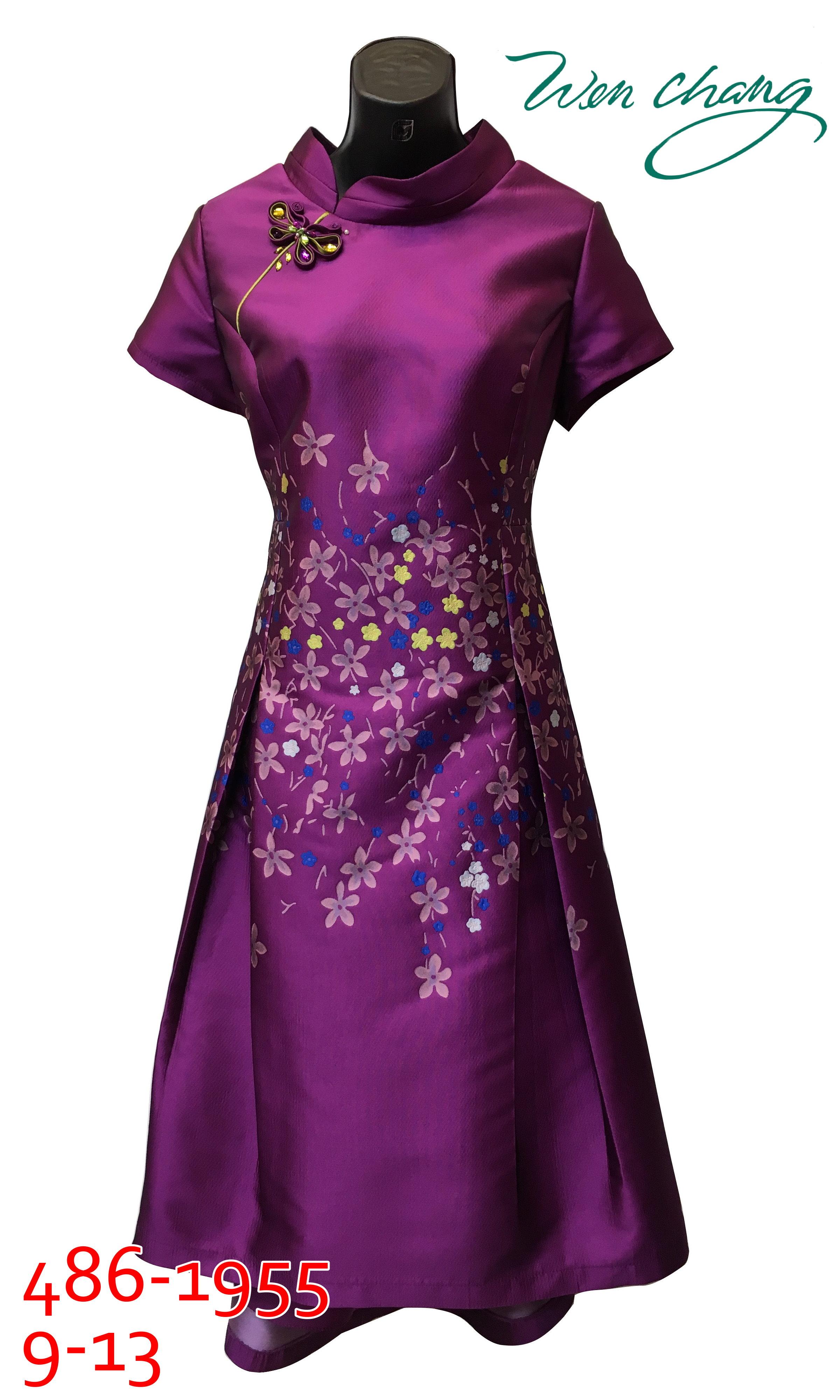 媽媽長禮服-486-1955