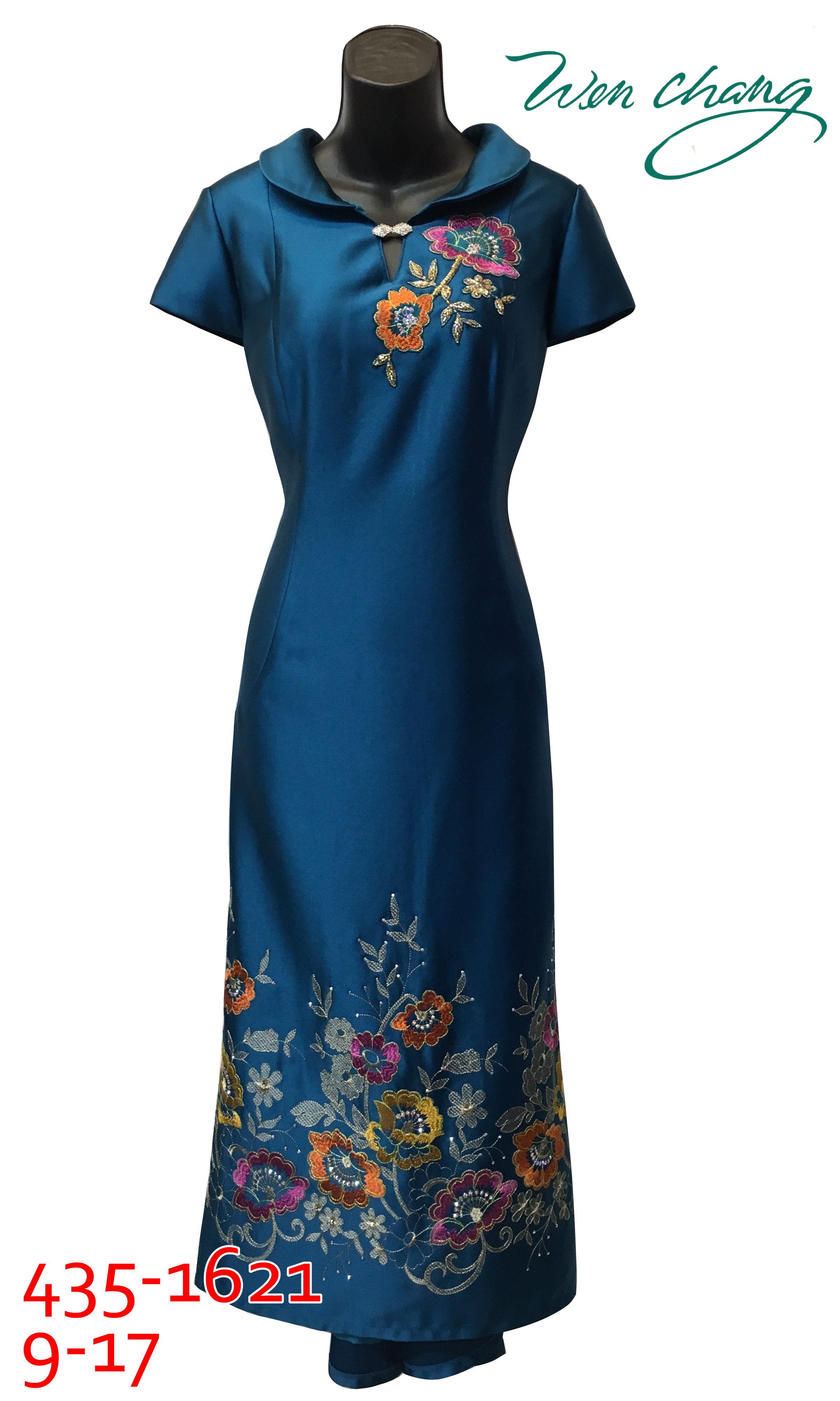 媽媽長禮服-435-1621