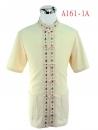 短袖男性中國服飾-22
