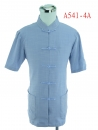 短袖男性中國服飾-2-7