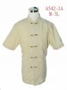 短袖男性中國服飾-2-11