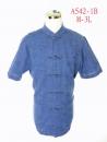短袖男性中國服飾-2-13