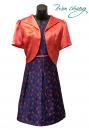 497-7602-春夏媽媽短禮服