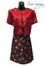 497-7601-春夏媽媽短禮服