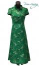 435-7512-綠-媽媽長禮服