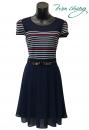 362-7006-春夏媽媽短禮服
