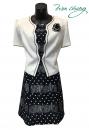 362-7305-春夏媽媽短禮服