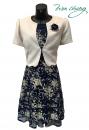 362-7310-春夏媽媽短禮服
