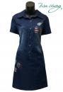 362-7940-春夏媽媽短禮服