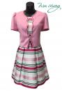 362-7313-春夏媽媽短禮服