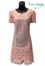 405-7378-春夏媽媽短禮服
