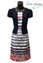435-7506-春夏媽媽短禮服