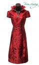 435-8523-媽媽長禮服