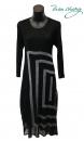 摺衣洋裝-308-8837