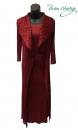 摺衣洋裝-389-8819
