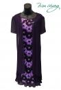 408-9133-春夏媽媽短禮服