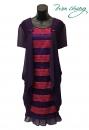 408-9138-春夏媽媽短禮服