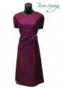 408-9136-春夏媽媽短禮服