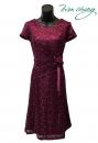 435-9615-春夏媽媽短禮服