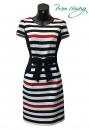486-5907-春夏媽媽短禮服
