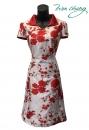 486-9961-春夏媽媽短禮服