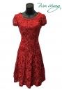 486-9962-春夏媽媽短禮服