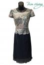406-9251-春夏媽媽短禮服